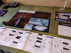 Shadowrun First Session
