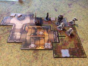Star Wars Imperial Assault First Game