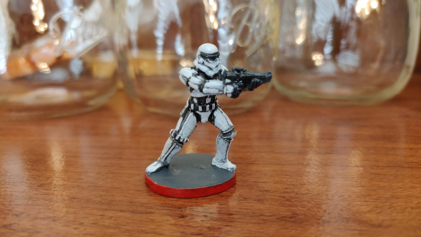 Star Wars Imperial Assault Stormtrooper