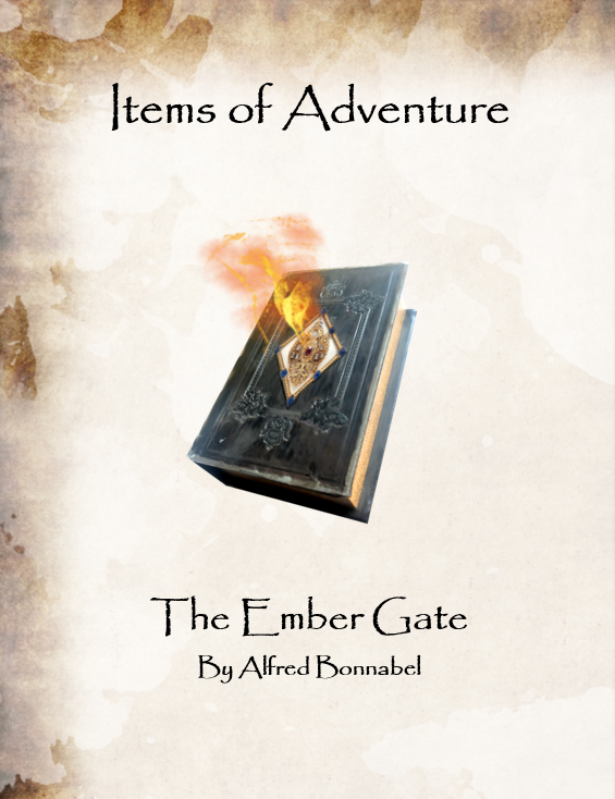 The Ember Gate cover