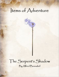 The Serpent's Shadow cover