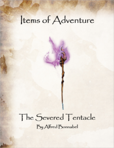 The Severed Tentacle cover