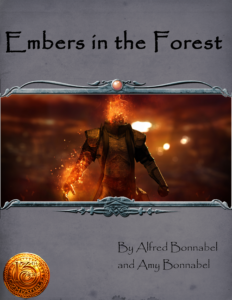 Embers in the Forest Cover
