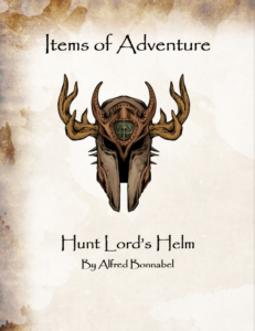 Hunt Lord's Helm cover