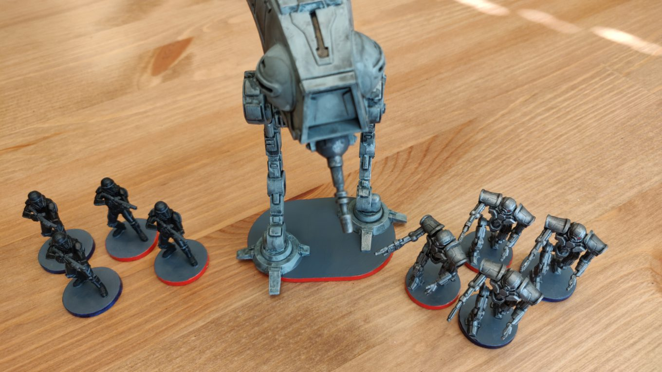 Star Wars Imperial Assault painting 09132020