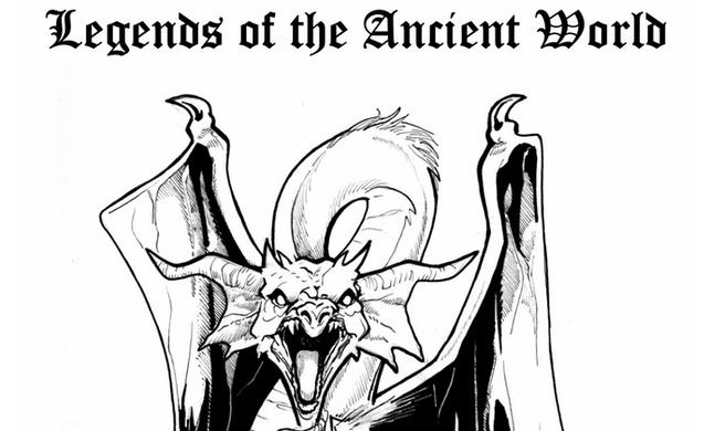 Legends of the Ancient World Logo